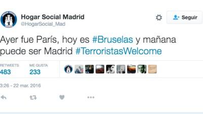 Las reacciones políticas a los atentados de Bruselas