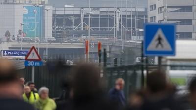 Wat we tot nu toe weten over de aanslagen op het vliegveld en de metro in Brussel