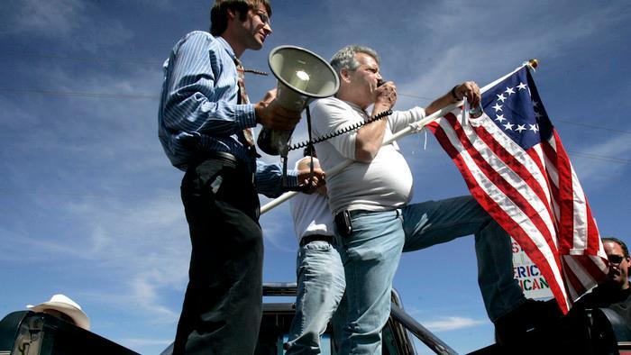 Whatever Happened to Arizona's Minutemen?