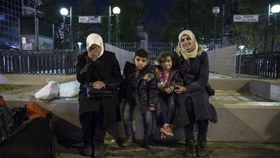 """""""Estamos entre la espada y la pared"""": qué piensan los refugiados de los atentados de Bruselas"""