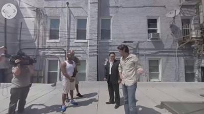 De eerste speelfilm in virtual reality nodigt je uit om je bij de maffia aan te sluiten