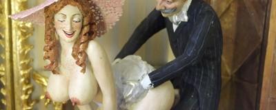 Umělecký řezbář, který zásobuje muzea sexu