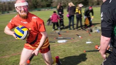 El quidditch es el deporte más avanzado del mundo