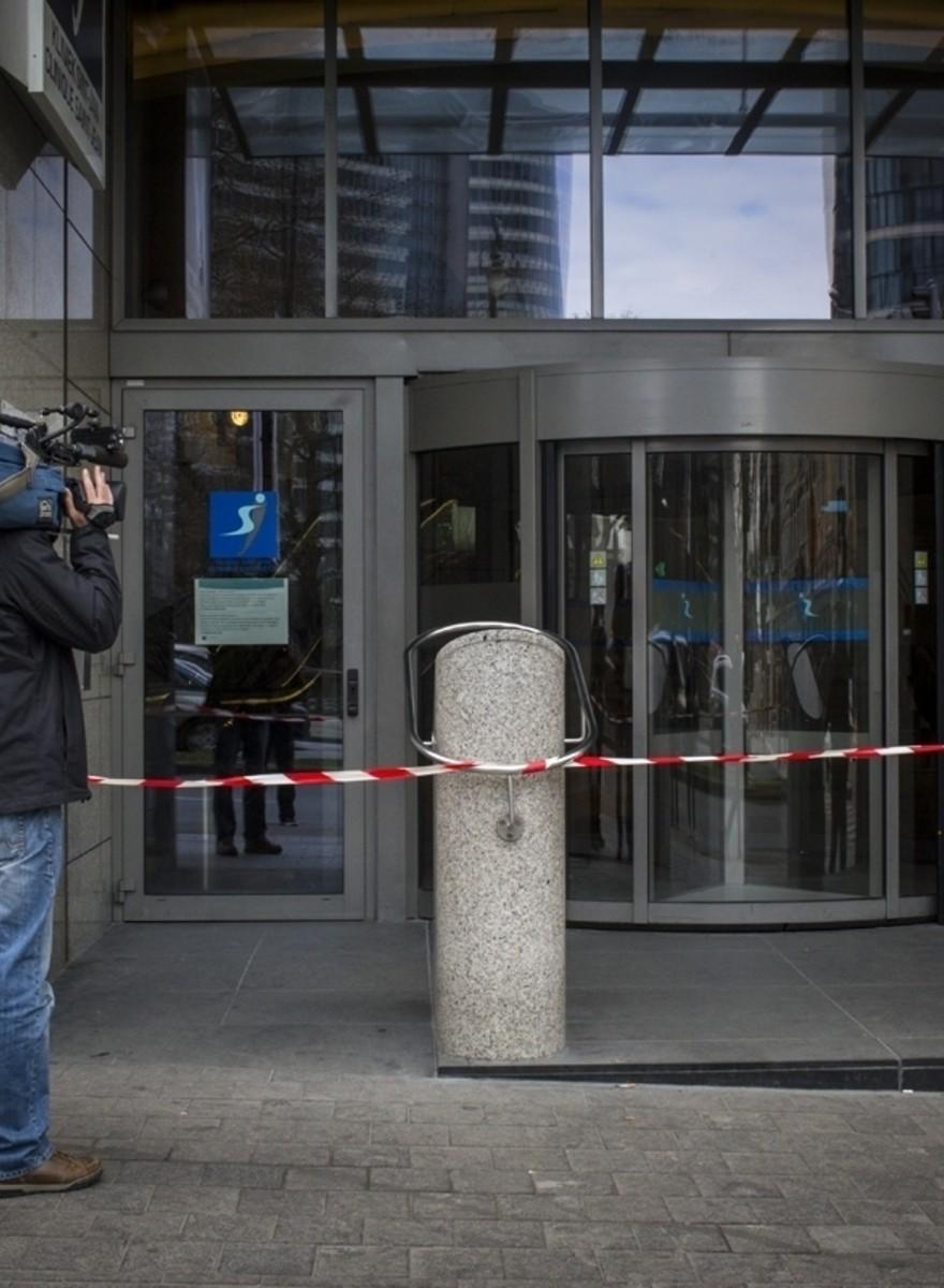 Bruxelles dopo gli attacchi è una città fantasma