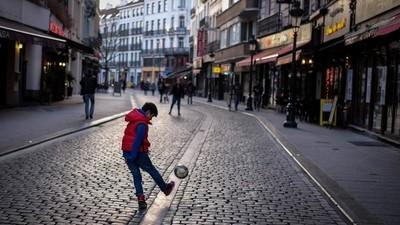 """Gespräche mit Einwohnern von Molenbeek, Brüssels """"Terror-Brutstätte"""""""