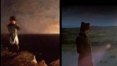 Acht Szenen aus Hollywood-Filmen, die berühmten Kunstgemälden huldigen