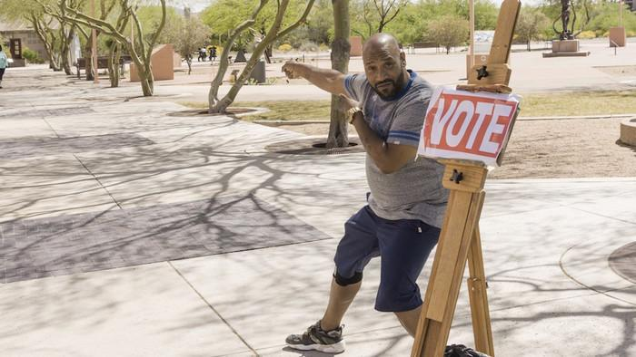 Bun B's Arizona Dispatch, Part 2: Donald Trump's Posse's Getting Big
