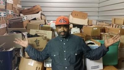 Gene Brown es el tipo que encuentra los samples raros de tus canciones favoritas de hip hop
