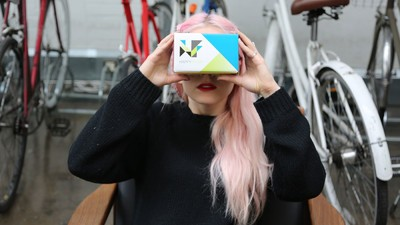 I Tried Out Pornhub's New Budget Virtual Reality Porn