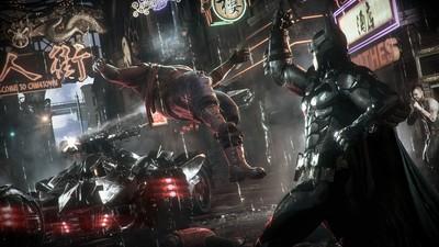 Open Worlds - Batman : Arkham Origins