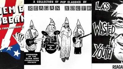 Ronald Reagan est la meilleure chose qui soit arrivée au punk rock