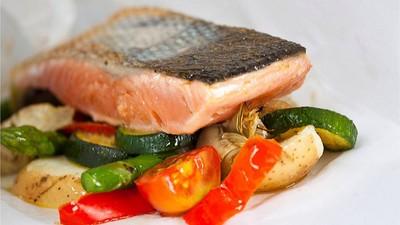 E se il salmone che ti mangi fosse pieno di cocaina?