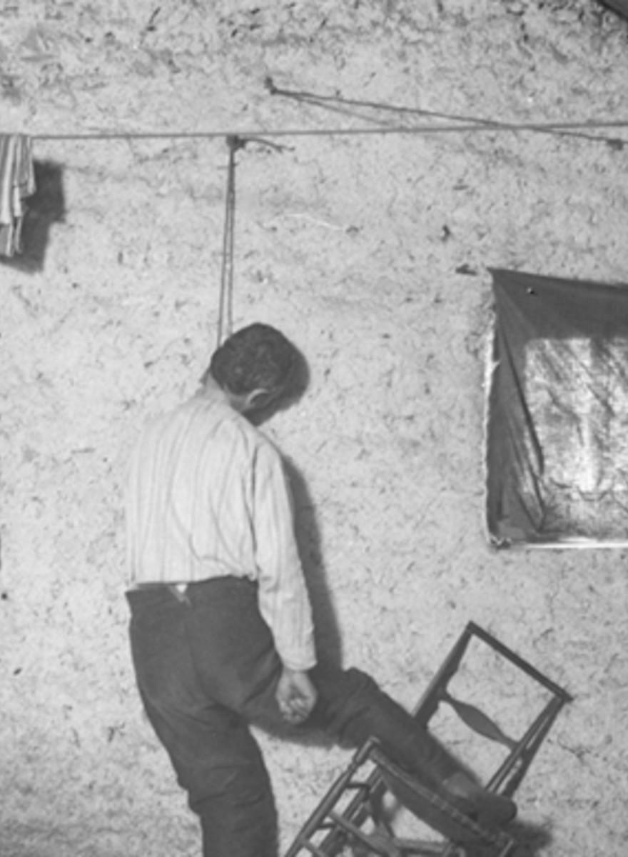 Fotografías de asesinatos y suicidios en la Italia a principios de siglo XX