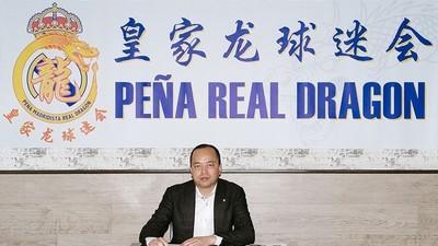 El futbol se inventó en China: la peña madridista 'Real Dragón'