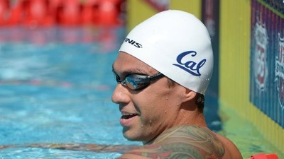 Olympic Gold Medalist Anthony Ervin on Life In and Out of the Pool