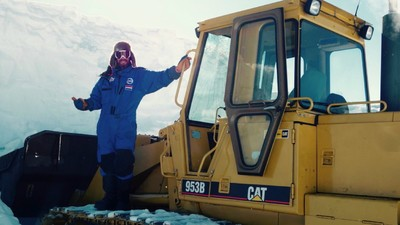 Un doctor petrece un an în Antarctica, în izolare totală, ca să vadă dacă o ia razna