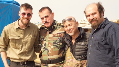 What I Learned as a Freelance Journalist in Iraq