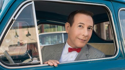 Pee-wee Herman Is the Luckiest 63-Year-Old Boy in the World