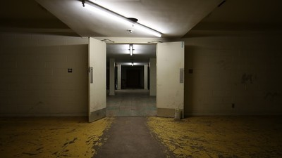 Eerie Photos from Inside a Former Children's Psychiatric Hospital