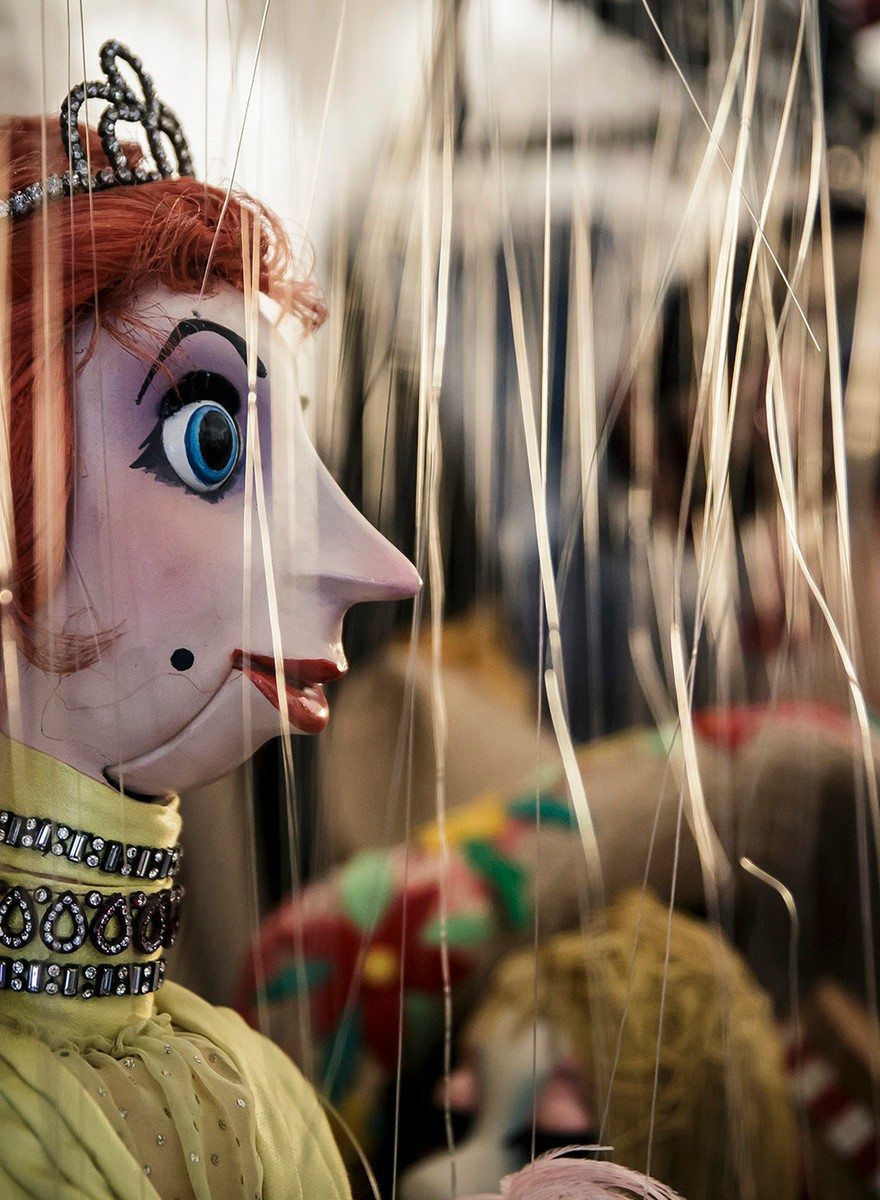 Inside the Magical, Heartwarming World of LA's Most Famous Puppet Theater