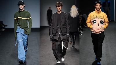Las promesas de la moda de Seúl