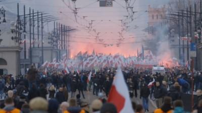 Rise of the Right: de onafhankelijkheidsmars in Warschau