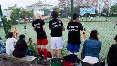 The LGBT Club Using Football As A Weapon Against Discrimination In Turkey