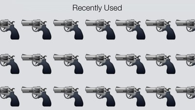 A Guy in France Got Three Months in Prison for Texting His Ex the Gun Emoji