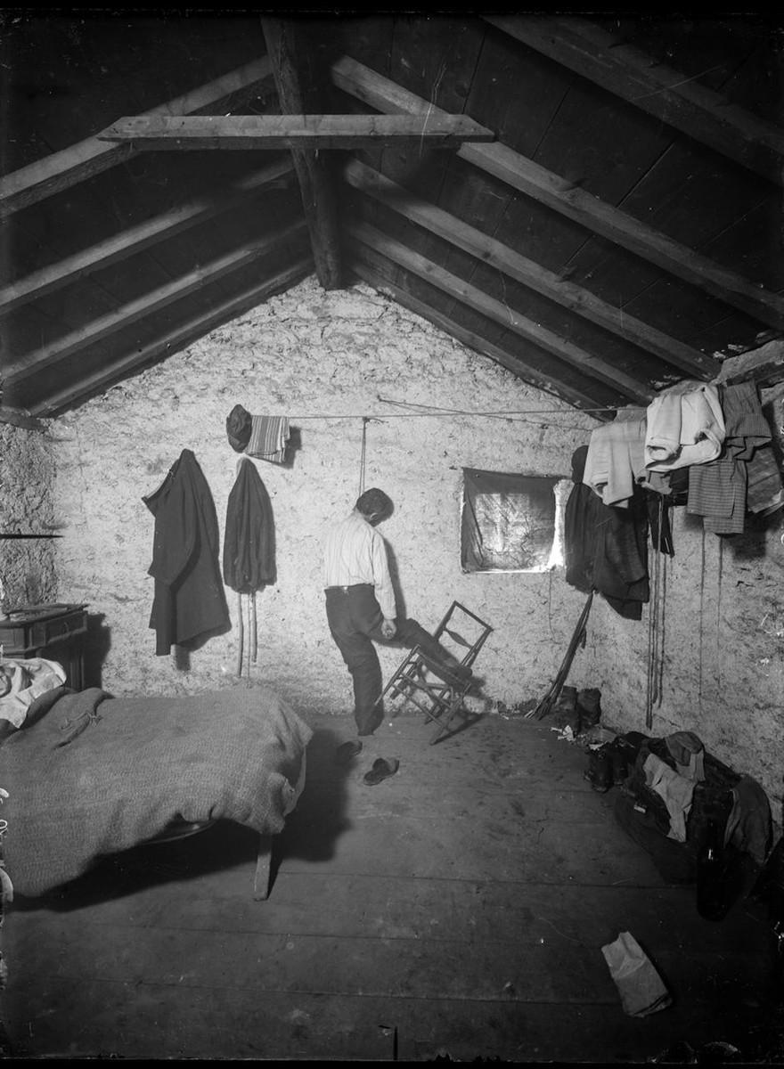 Bloedstollende misdaadfoto's uit het begin van de twintigste eeuw