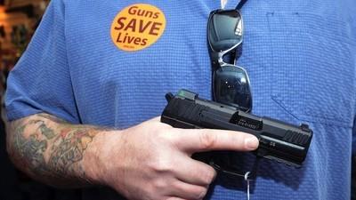 Engañé al internet con una petición para permitir armas en la convención republicana