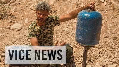 Familiile de pe câmpul de luptă din Alep