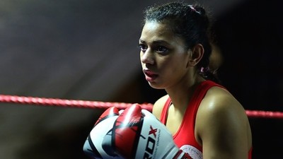 Meet the Kickboxing Champion Launching a Line of Sports Hijabs