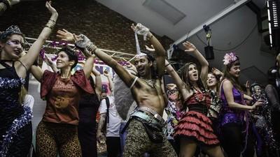 Hedonismo y poliamor: descubrimos el movimiento unicornio de Londres