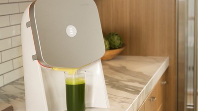 Silicon Valley Is Wetting Itself Over a $700 Juicer