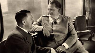 So ist es, wenn man wie einer der größten Nazis der NS-Zeit heißt