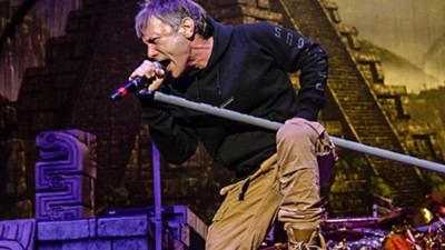 Death and Glory in the Garden: Iron Maiden Proved Heavy Metal Is Alive and Well in New York City
