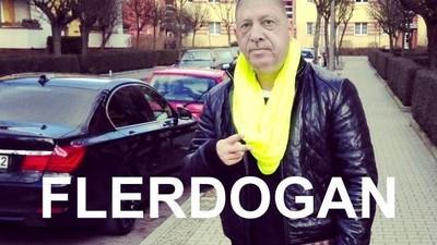 Erdogan ist schon jetzt zum lustigsten Anti-Zensur-Meme des Jahres mutiert