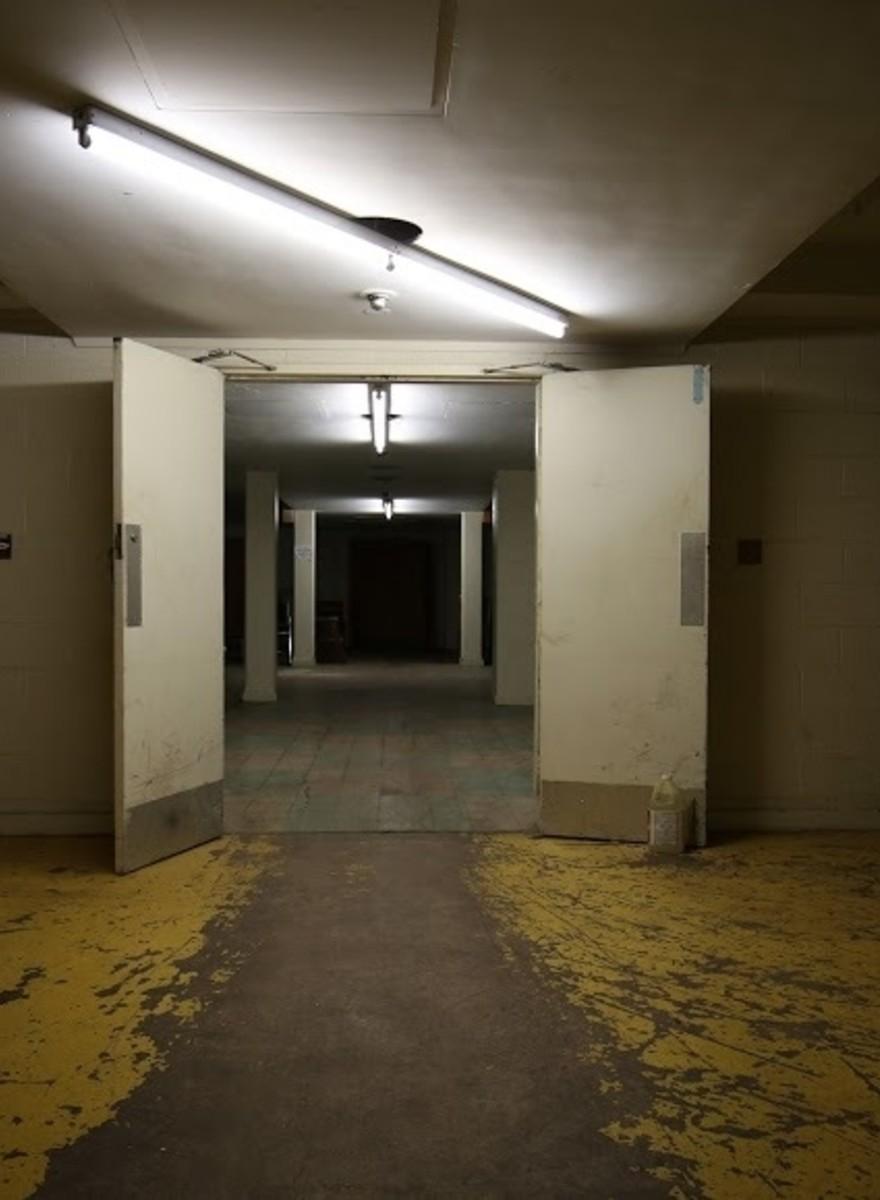 Foto inquietanti di un ex ospedale psichiatrico per bambini