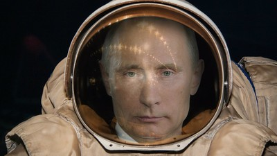 Melodiile de iubire și ură pentru Putin sunt cel mai tare lucru de pe internet