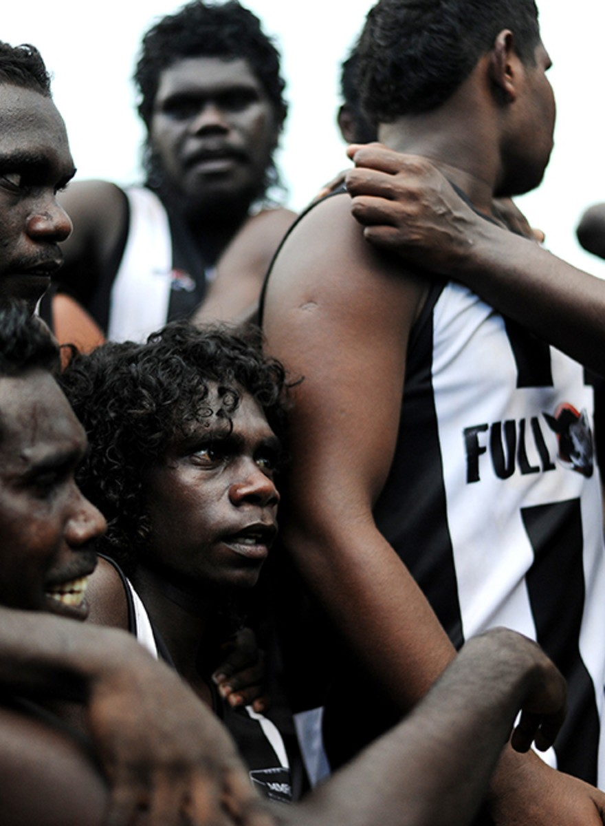 Photos From the Tiwi Islands Football League Grand Final