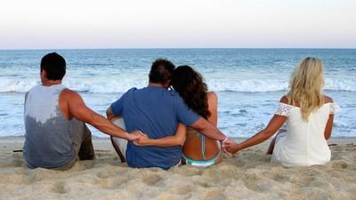 Wie man eine offene Beziehung führt, ohne seinem Umfeld auf die Nerven zu gehen