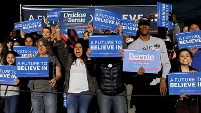Young People of Color in the South Bronx Tell Us Why They're Backing Bernie Sanders