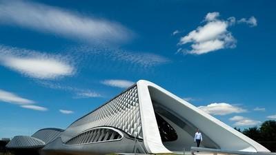 RIP Zaha Hadid, the Architect Who Showed Us What the Future Looks Like