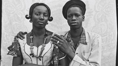 The Untold Story Behind These Stark, Mid-Century Portraits of Malian Youth