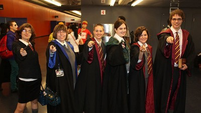 Some Adults Got Really Pissed Because They Couldn't Go to a Children's Harry Potter Party