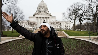Bun B's Wisconsin Dispatch, Part 2: Ted Cruz and the Women Who Love Him