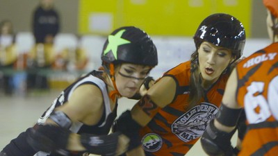 We Check Out a Spanish Roller Derby Game on Today's 'Daily VICE'