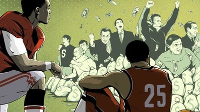 Four Years a Student Athlete: The Racial Injustice of Big-Time College Sports