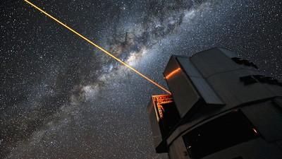 Lasertarnkappe soll die Erde unsichtbar machen und vor bösen Aliens schützen