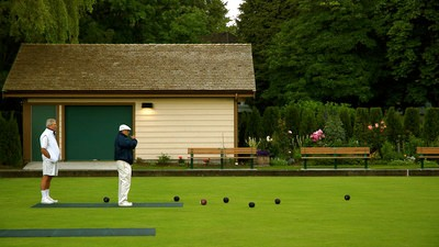 Why We Should All Join Pensioners On the Bowling Green